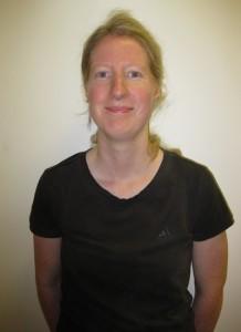 Anna Buckley Sports Massage Therapist at Bodyline Fitness