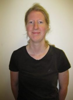 Anna Buckley Sports Massage Therapist at Bodyline Fitness