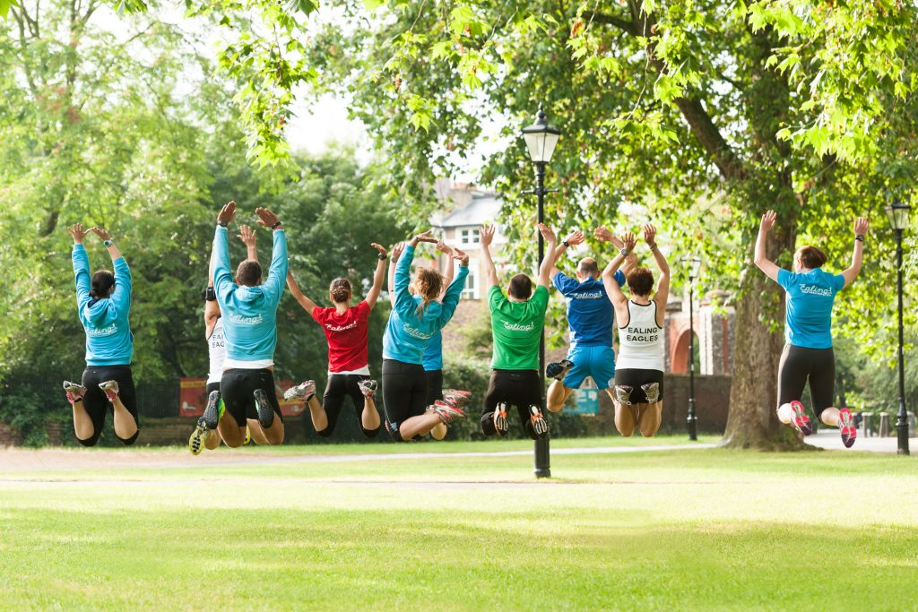 Ealing personal training for the ealing half marathon