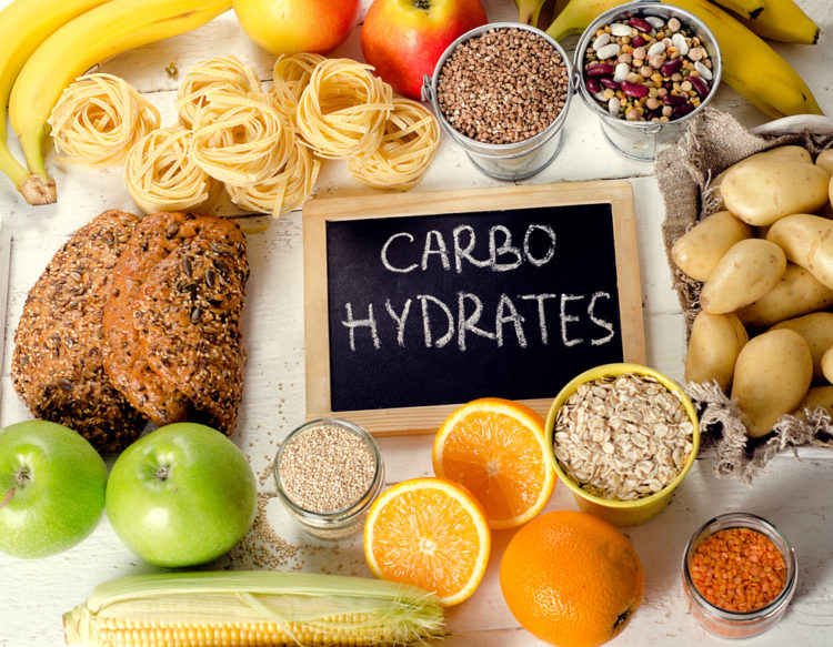 Carbohydrates for runners
