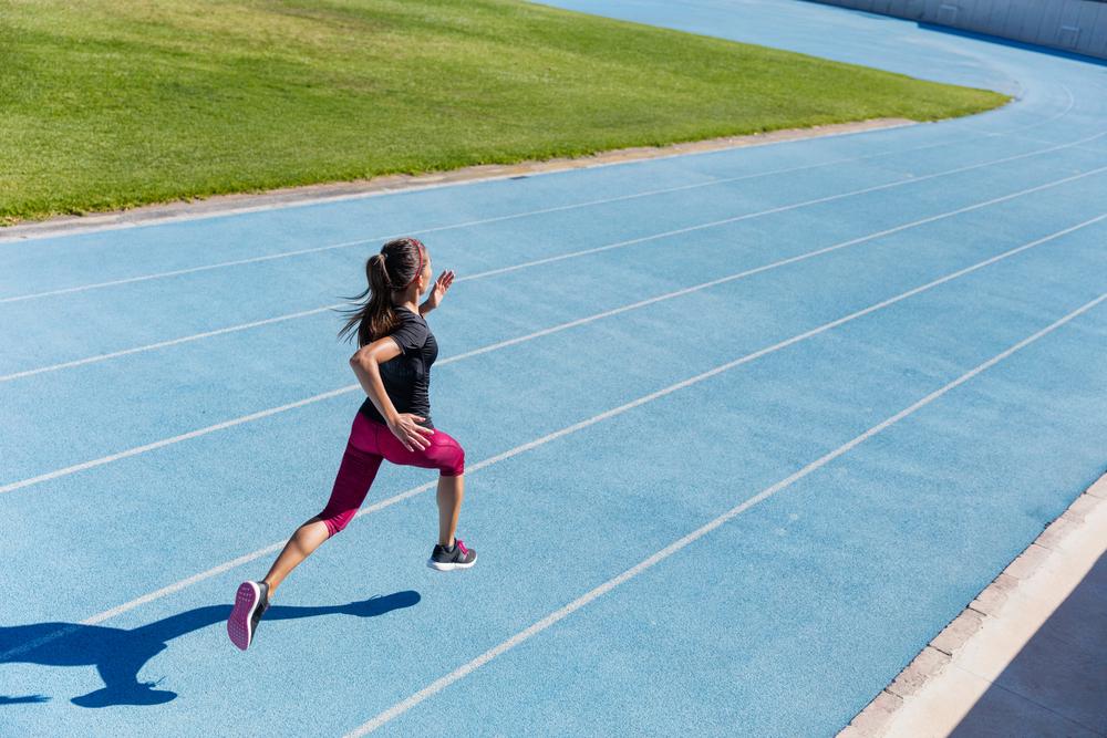Sprint intervals for half marathon training