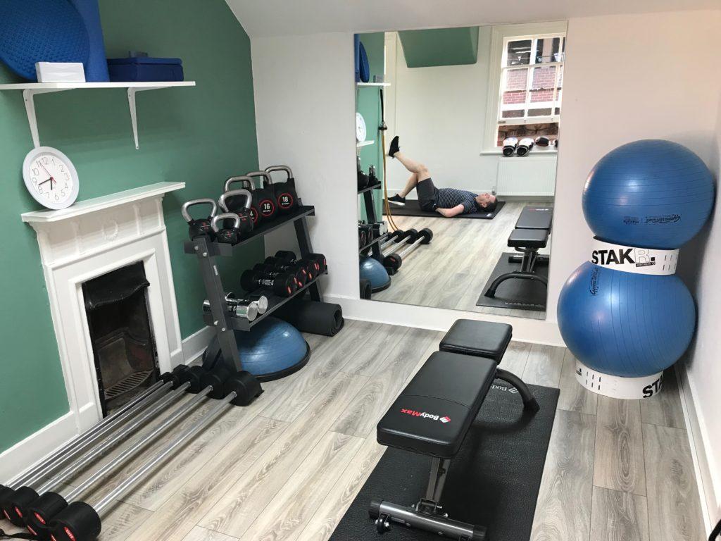 personal training and injury rehab ealing