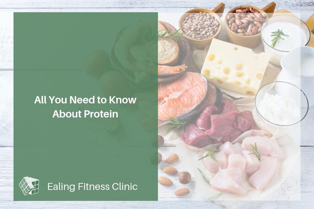 sports nutrition in ealing