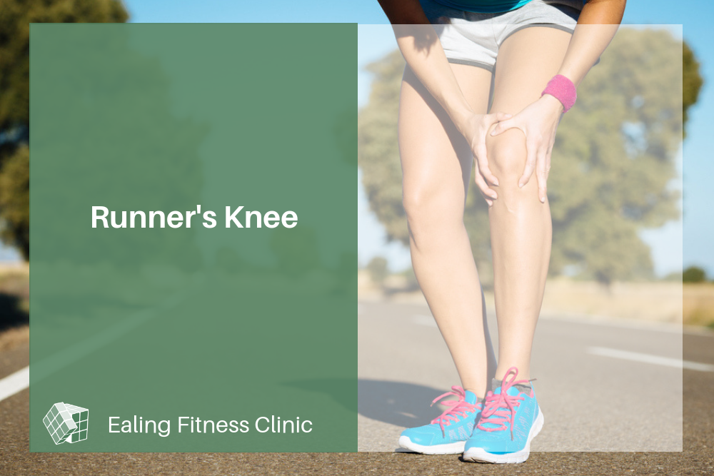 Running injuries at ealing personal training studio
