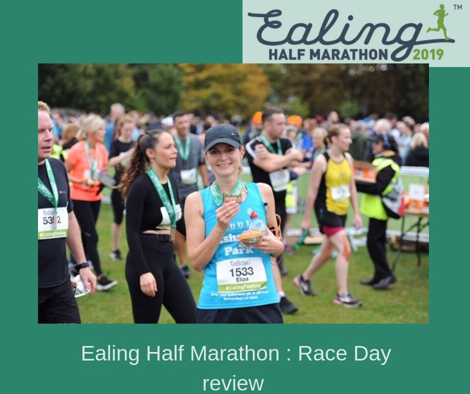 Ealing Fitness Clinic at Ealing Half Marathon